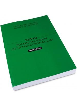 Polish Yearbook of International Law