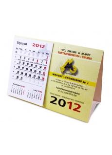 Projekt kalendarz piramidka