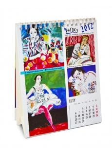 Projekt kalendarz biurowy (cena za stronę)