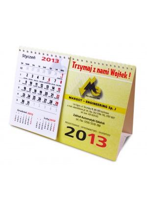 Kalendarz piramidka personalizowana