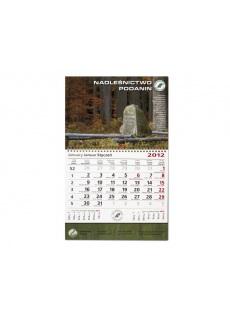 Projekt główki kalendarza